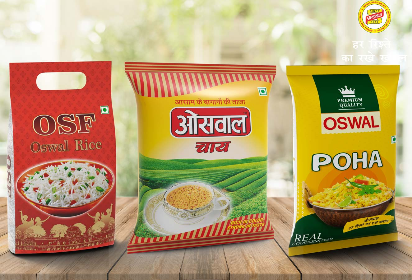 Oswal Food Items