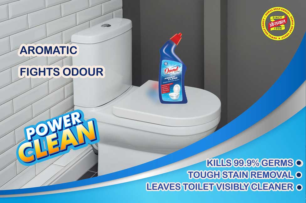 Oswal Toilet Cleaner