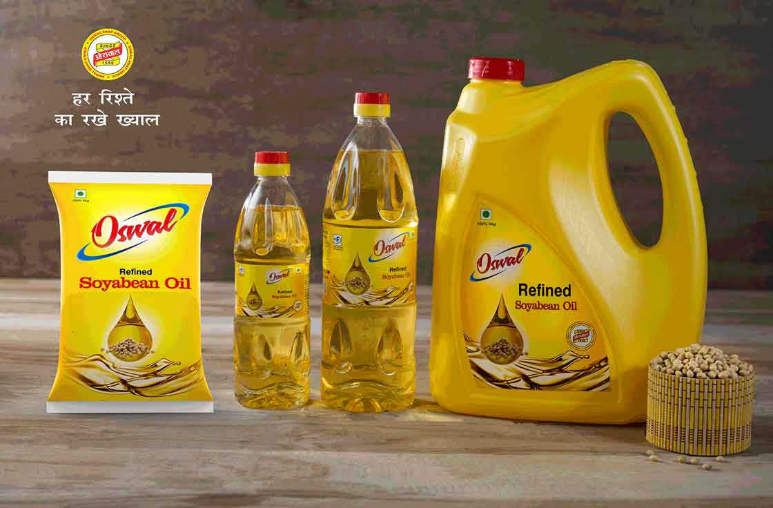 Oswal Refined Cooking Oil