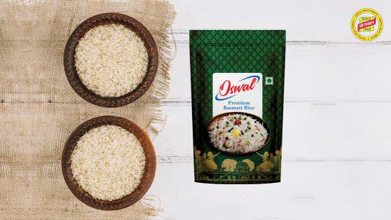 Oswal Basmati Rice
